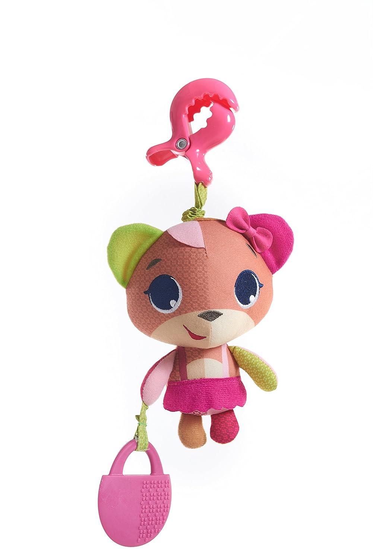 Tiny Love Gioco Vibrante per Passeggino e Ovetto, con Aggancio Universale, 0 Mesi +, Jitter Izzy Bear Dorel 3333111551 Non Books / Spielzeug Sonstiges (Adreßbücher
