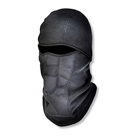 Ergodyne N-Ferno 6823 Wind-proof Hinged Balaclava, Black by Ergodyne Power & Hand Tools at amazon