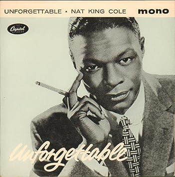 Nat King Cole Unforgettable Part 1 45 Rpm Ep Amazon Com Music