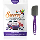 Swerve Sweetener, Confectioners (48 oz + Spatula)