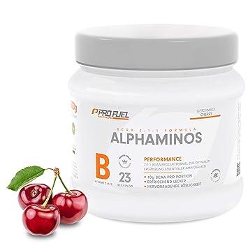 Alphaminos Bcaa 211 Das Original Von Profuel Essentielle