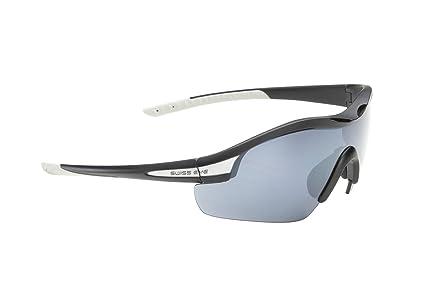 Alpina Fahrradbrille Sportbrille Sonnenbrille Brille A 107 P black matt Radsport