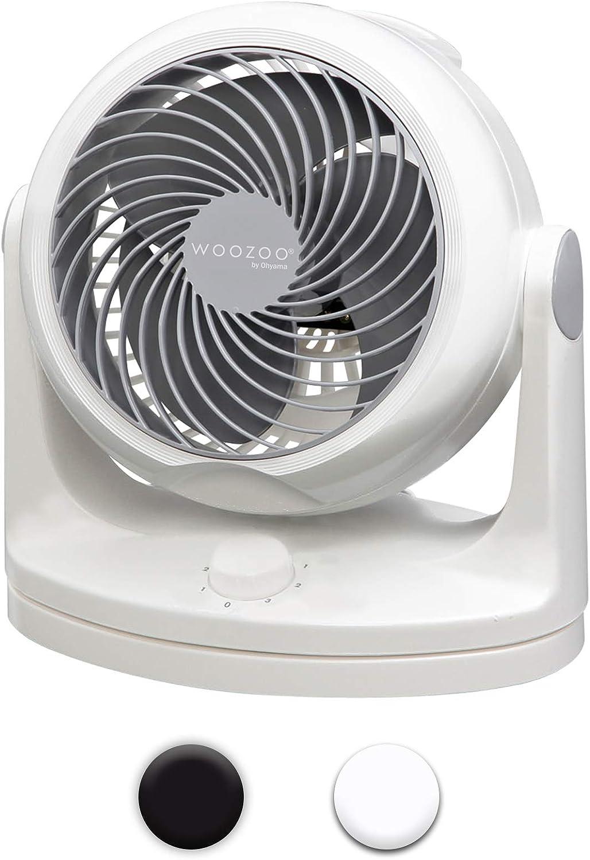 Iris Turbo ventilator. Bereich 23 m² mit Oszillation wit