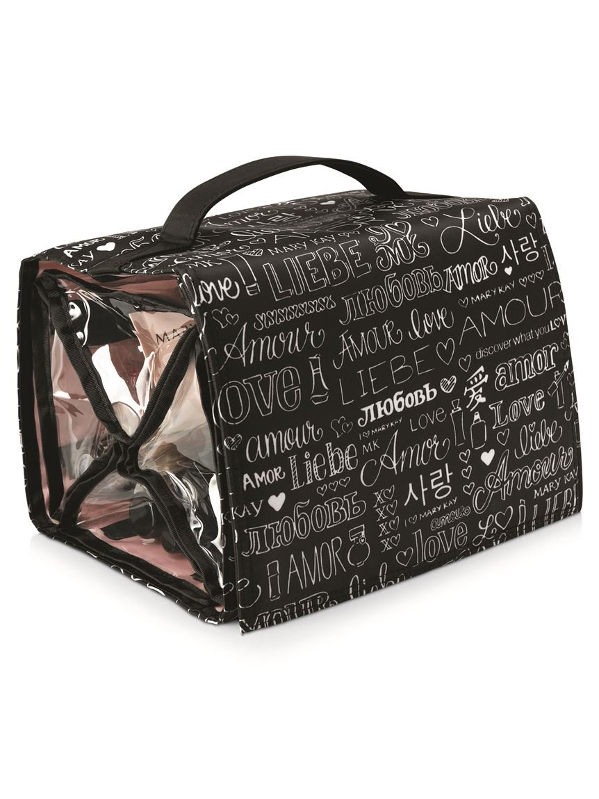 Amazon Com Mary Kay Travel Roll Up Bag 4 Removable