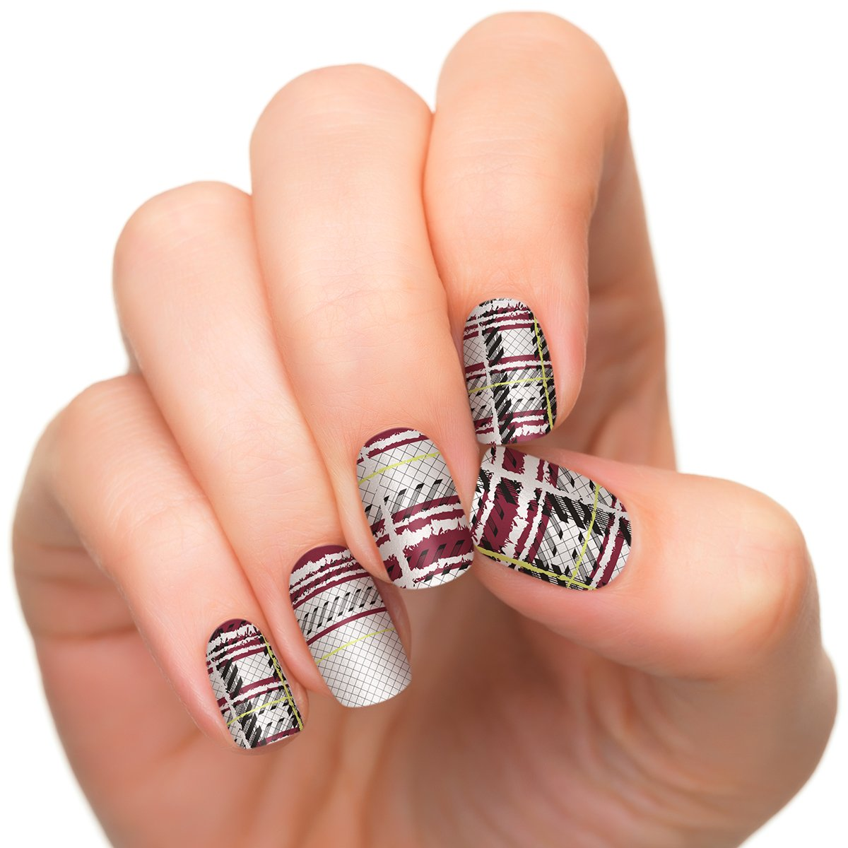 Incoco Nail Polish Strips, Nail Art, Prep School
