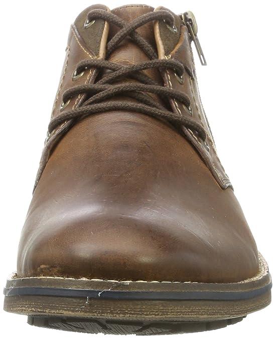 Rieker Herren F5531 Klassische Stiefel