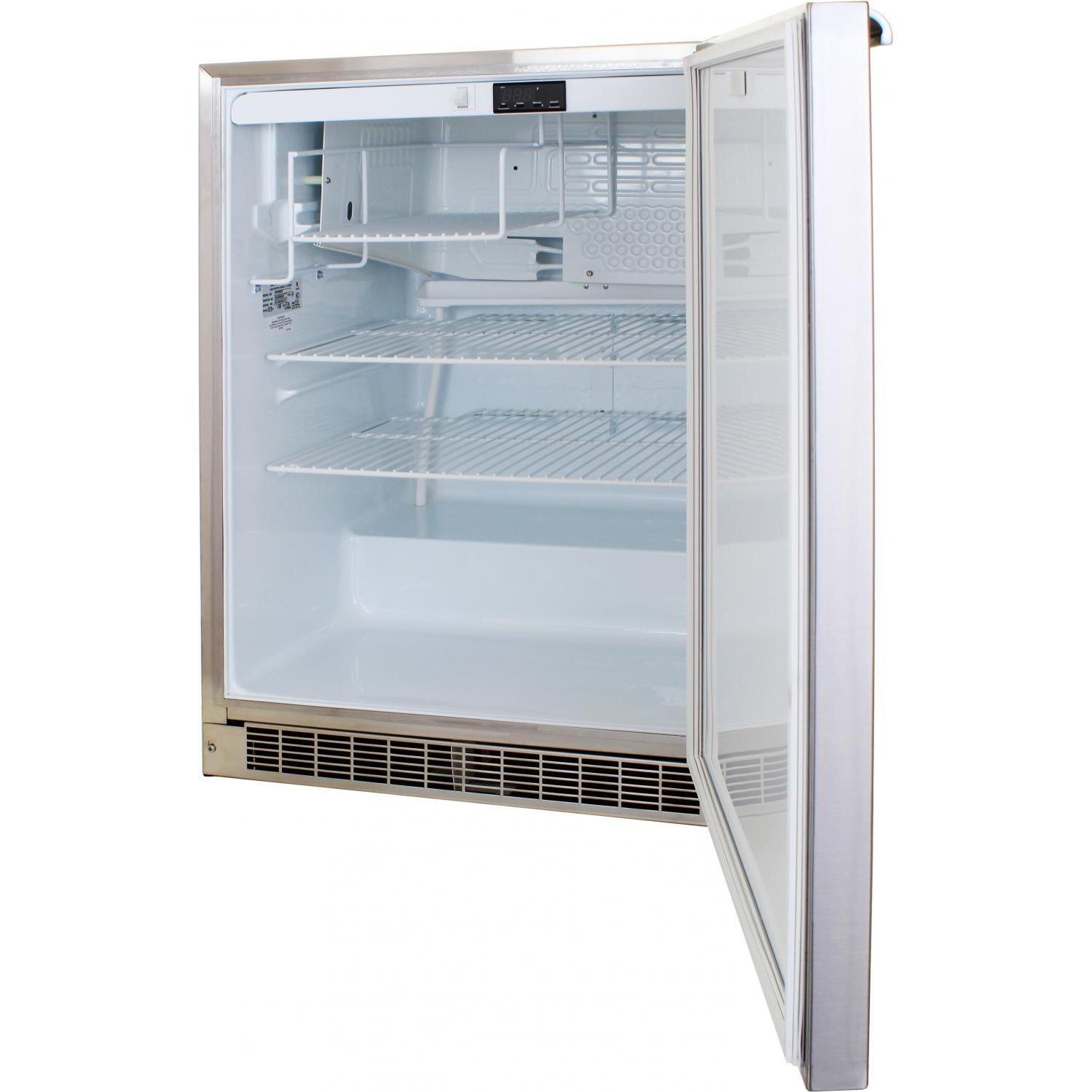 Refrigerator Outdoor Amazoncom Dcs Rf24re3 24 Energy Star Outdoor Refrigerator With