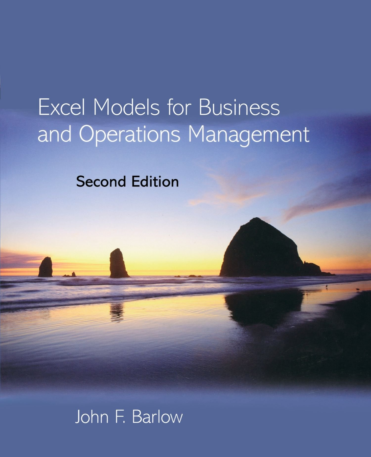 excel models for business and operations management john barlow excel models for business and operations management john barlow 9780470015094 books ca