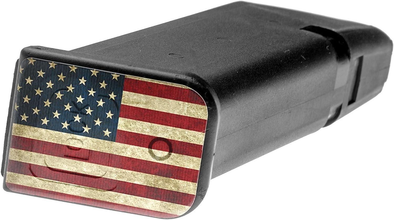 /6/Pack GunSkins Pistole Mag Haut Camouflage Kit DIY Vinyl Magazin Aufkleber/
