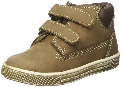 Chicco Jungen Carino Hohe Sneaker, Gelb (260), 25 EU