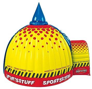 Sportsstuff 31 - 1001 SNO Fort Hinchable de Igloo: Amazon.es ...