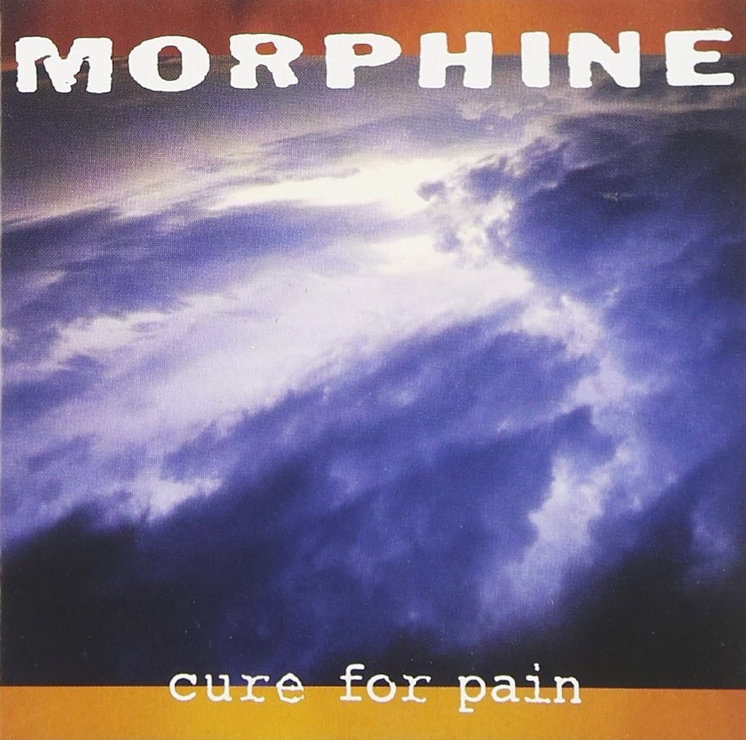CD : Morphine - Cure for Pain (CD)