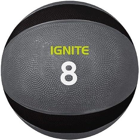 SPRI Ignite balón Medicinal – 8 kg: Amazon.es: Deportes y aire libre