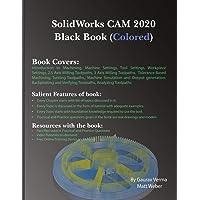 SolidWorks CAM 2020 Black Book (Colored)