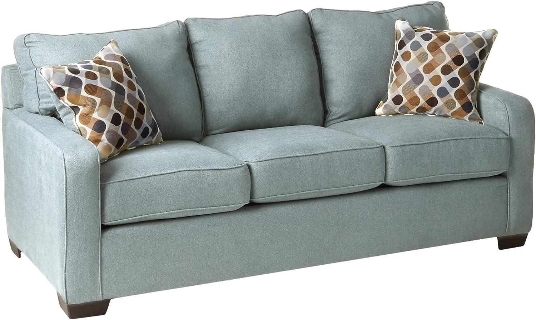- Amazon.com: Lane Home Furnishings Mia Denim 9025-03 Sofa: Kitchen