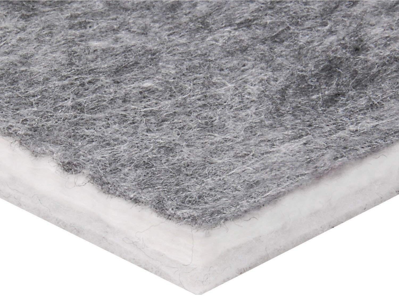 Design Engineering 050110 Under Carpet Lite Sound Absorption and Insulation, 24'' x 70'' (11.6 sq. ft.) by Design Engineering