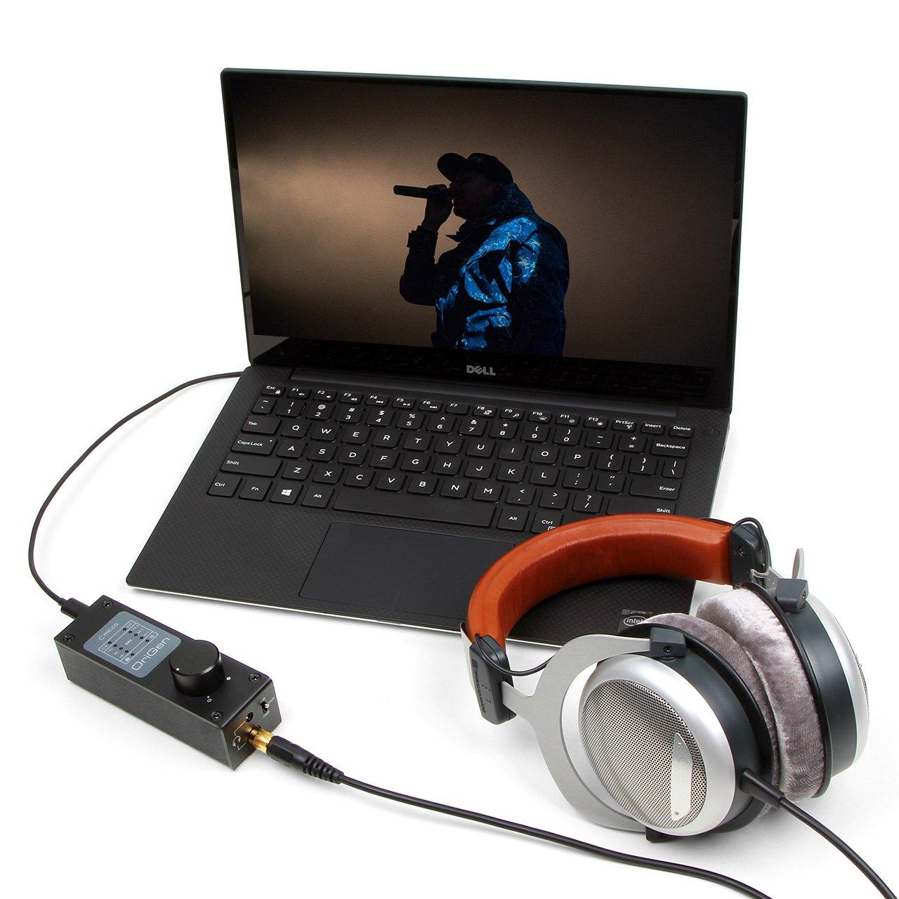 Micca - DAC y preamplificador de alta resolución USB modelo «Origen +», de 24 bits / 192 kHz, con PCM y DSD de 64x.: Amazon.es: Electrónica