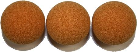3 x futbolín pelota pelotas de futbolín futbolín Garlando Pro Play ITSF: Amazon.es: Deportes y aire libre