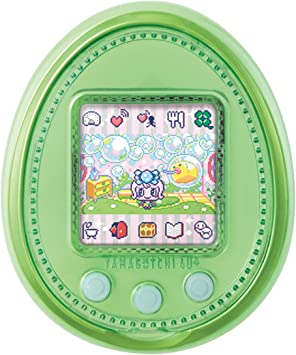 Bandai Tamagotchi 4u + Plus Lime Green by Bandai: Amazon.es: Juguetes y juegos