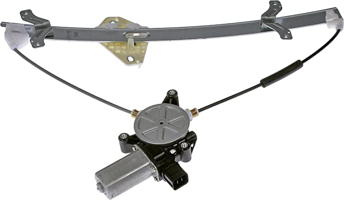 741-307 Front Passenger Side Power Window Regulator with Motor Assembly Fit For 2003-2007 Honda Accord Replaces 72210SDAA02 11A184 212-0014 660063