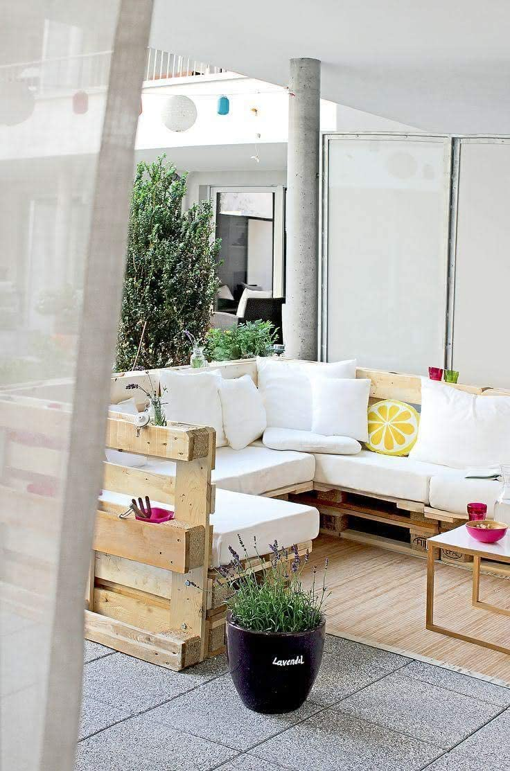 Conjunto Chill Out Terraza & Jardin & Patio & Sala de Estar: Amazon.es: Hogar