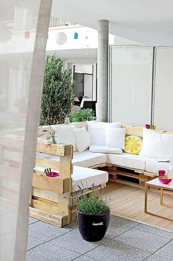 Conjunto Chill Out Terraza & Jardin & Patio & Sala de Estar ...