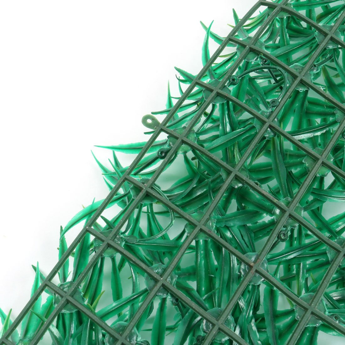 Amazon.com : eDealMax acuario plástico del tanque de pescados Artificial césped decoración Planta de 60cm x 40cm Verde : Pet Supplies