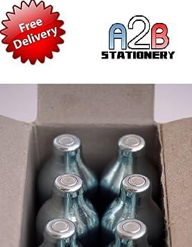 No2 óxido nitroso de nata cargadores para nata montada diversas cantidades disponible (1 (móvil