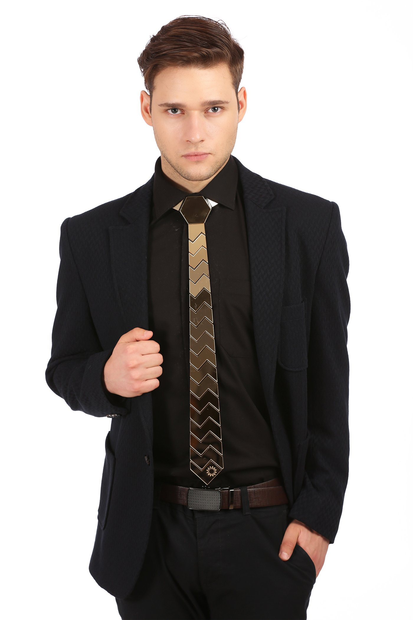 The Grand Slant Tech Tie