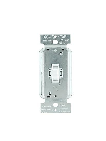 Legrand - Pass & Seymour T603WV 3 Way Dimmer Light Switch ...