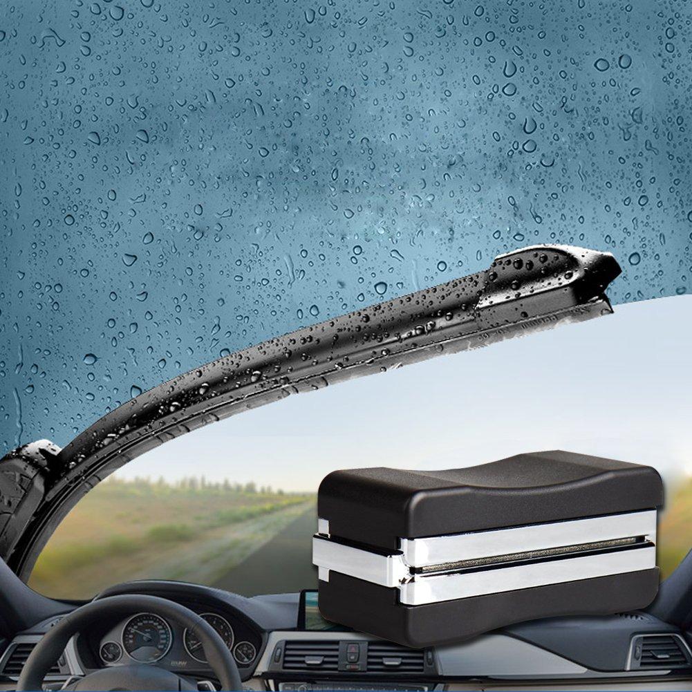 Auto Parabrisas Herramienta Reparar, lima de metal para limpiaparabrisas vooa: Amazon.es: Coche y moto