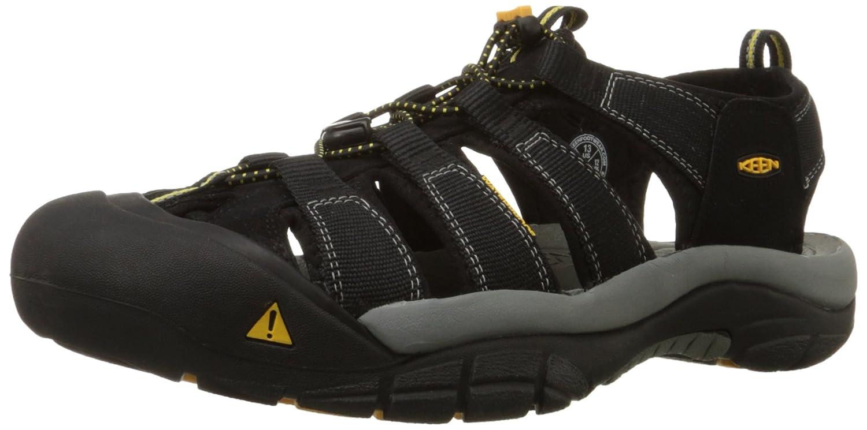 KEEN Men's Newport H2 Sandal B002Y1XK50 11.5 D(M) US|Black