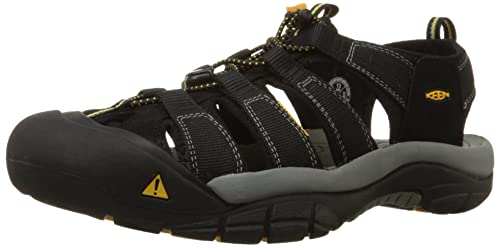 2f93eaa73c9 Keen Sandalias Newport H2 BLK-ST  Amazon.es  Zapatos y complementos