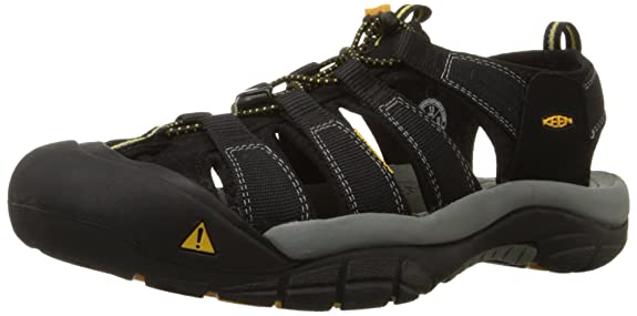 The KEEN Men's Newport H2 Sandal travel product recommended by Dr. Brent Jarrett on Lifney.