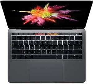 Apple MacBook Pro MNQF2LL/A Intel i5-6287U X2 3.1GHz 8GB 512GB, Space Gray (Renewed)