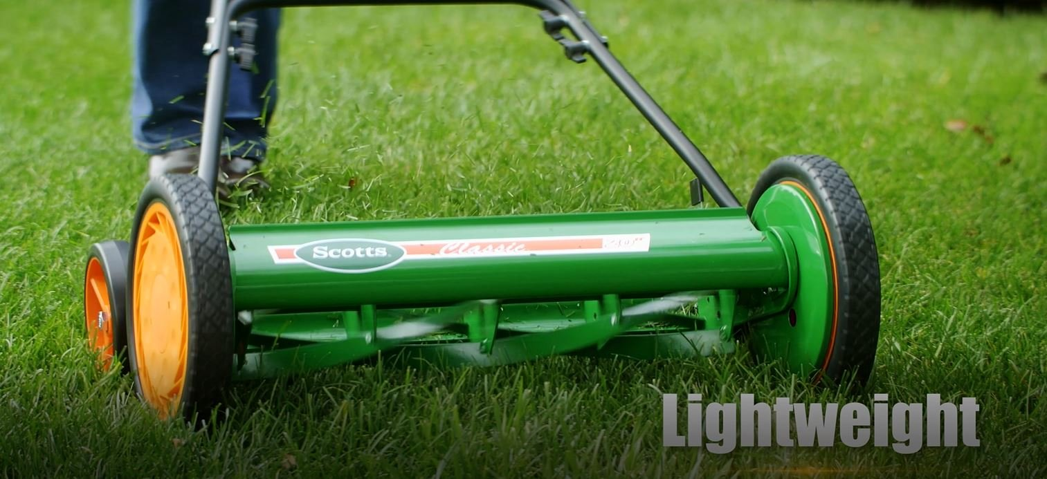 """Scotts Outdoor Power Tools 60362S 21-Inch 62-Volt Cordless Self-Propelled Lawn Mower, LED Lights, Batteries, (1) 4Ah, (1… 8 Powered by 62-Volt 5Ah lithium-ion battery and fast charger included; Auto-adjust, 2-speed brushless motor for gas-like power, increased efficiency, and run-time 21"""" cutting width with durable steel deck; Single point cutting height adjustment lever; Steel tube front guard and lift handle 3-in-1 functionality provides a mulching, side discharge, and rear-bagging system; Grass catcher with 16 Gal bag capacity; Adjustable cutting height of 1.5""""-3.75"""""""