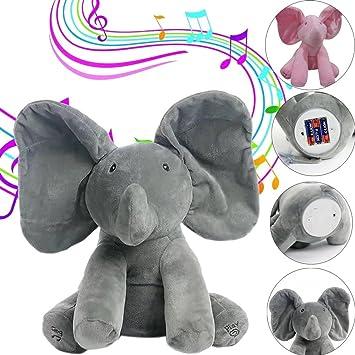 """Résultat de recherche d'images pour """"peluche eléphant musicale"""""""