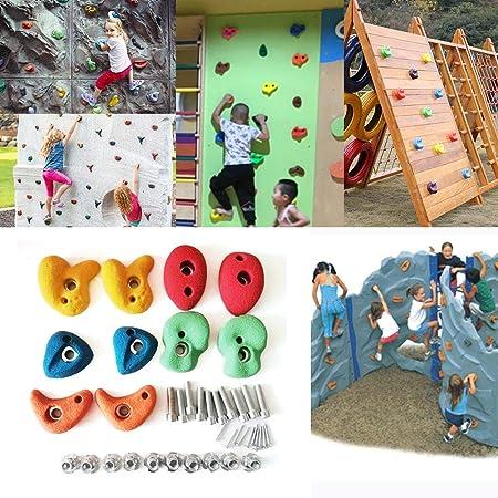 Miss-an - Juego de piedras de escalada para niños y adultos ...