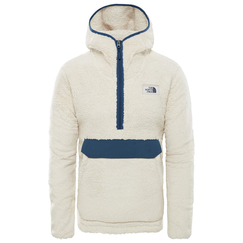 e7384234e The North Face Men Fleece Pullover Campshire, Size:XL, Color:Vintage ...