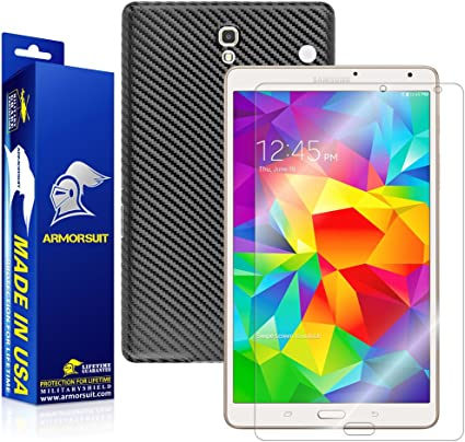 ArmorSuit Samsung Galaxy Tab S 8.4 LTE Screen Protector Full Body Skin