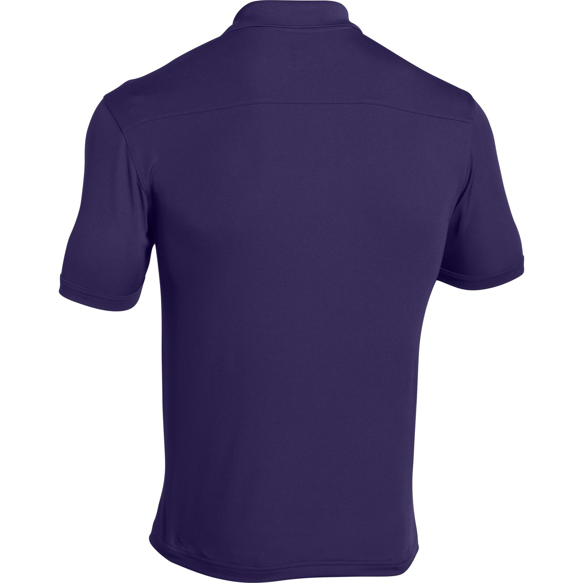 Under Armour Men's Team Armour Polo (4X-Large, Purple) by Under Armour (Image #2)