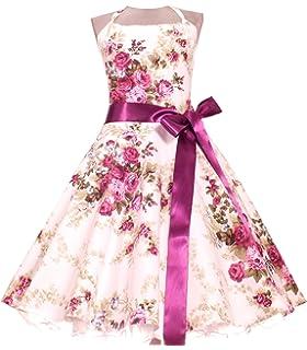 50er Rockabilly TanzKleid inkl Petticoat Gr 32,34,36,38,40,42,44,46,48,50,52