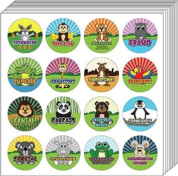 Easter Theme Praise Stickers