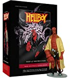 Mike Mignola's Hellboy Seed of Destruction Book and Figure Set