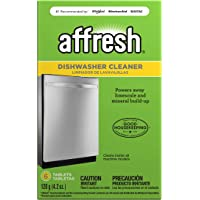 Affresh W10549851 Dishwasher Cleaner 6 Tablets