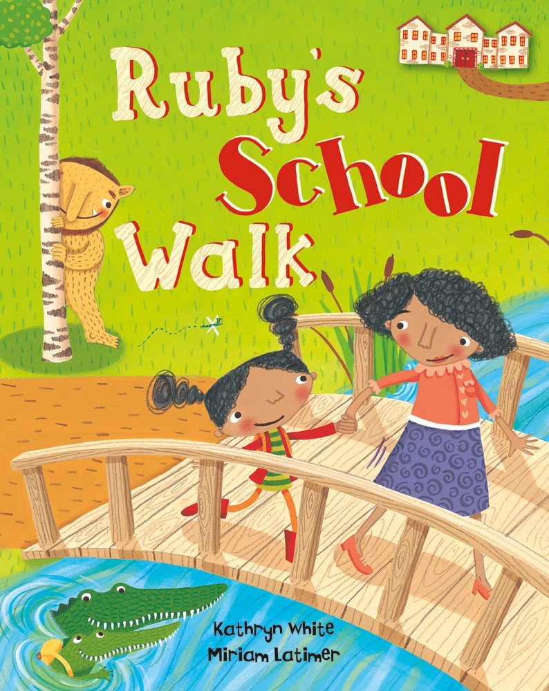 Ruby's School Walk PDF