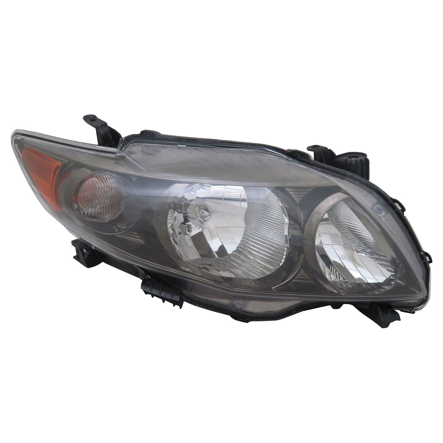 TYC 20-6993-90-9 Replacement Right Head Lamp
