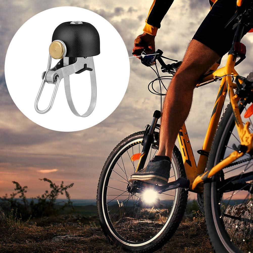 Campanello da bicicletta retr/ò con suono forte per mountain bike Angelikashalala 36 mm bici da strada 22