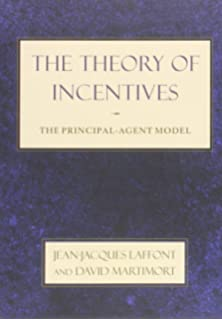 A theory of incentives in procurement and regulation the mit press the theory of incentives the principal agent model fandeluxe Images