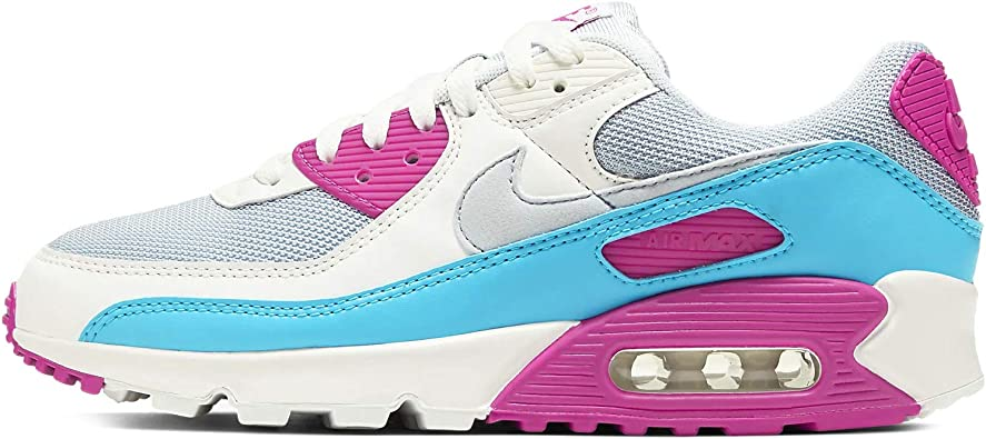 NIKE AIR MAX 90 LEATHER [8 Colors] MEN WOMEN RUNNING SPORTS CASUAL OUTDOOR